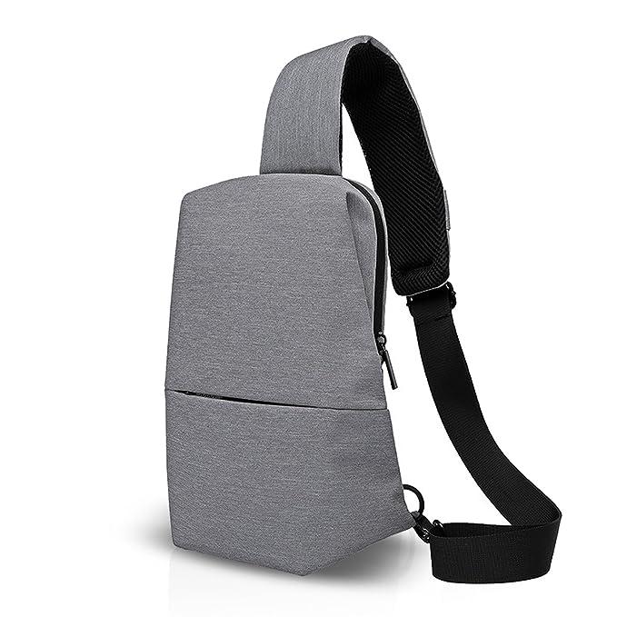 9c184991e4c71 FANDARE Classic Fashion Shoulder Backpack Cross Body Bag Outdoor Sling Bag  Chest Pack Men Women
