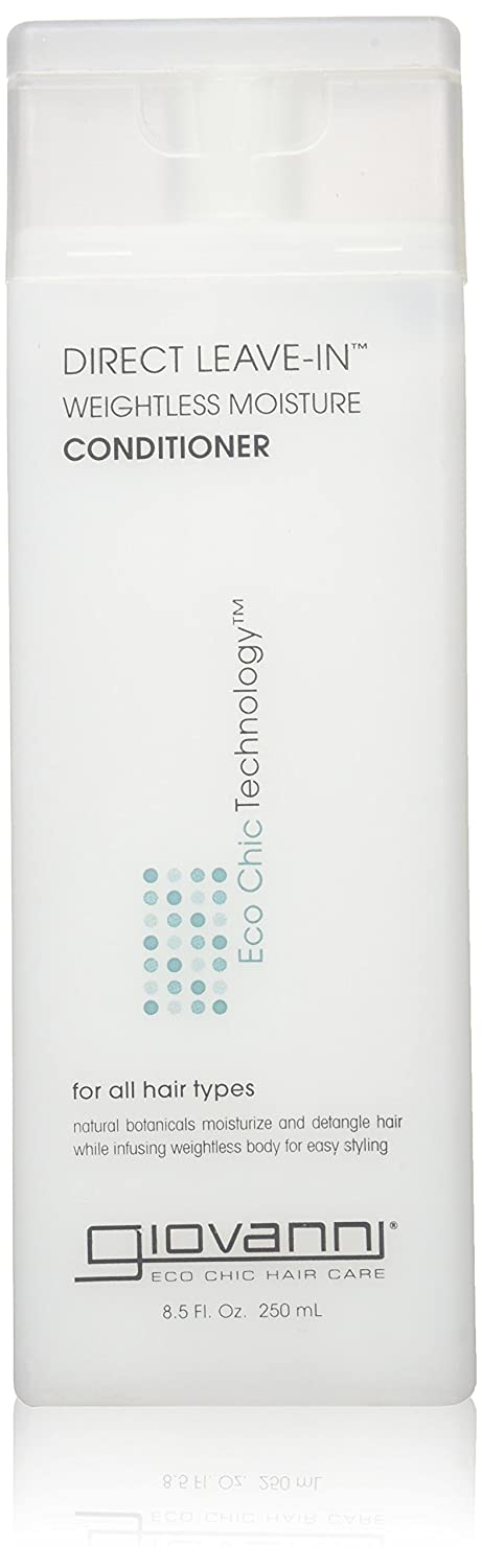 Giovanni Direct Leave In Treatment Conditioner, 8.5 oz