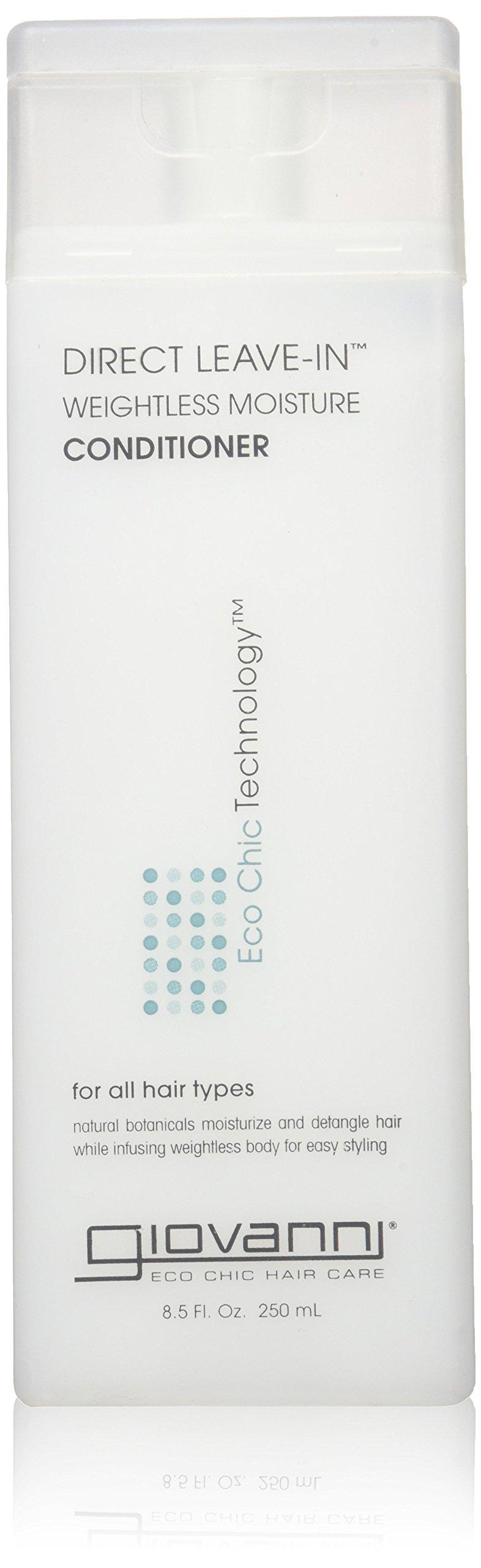 Giovanni Direct Leave In Treatment Conditioner, 8.5 oz