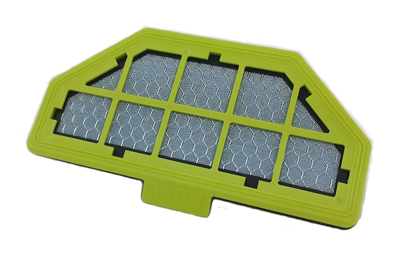 Moneual 8809141316665 Filtro hepa multicapa para robot aspirador 0 W, 0 Decibeles, verde: Amazon.es: Hogar