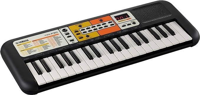 Yamaha Portable Keyboard PSSF30: Amazon.es: Electrónica