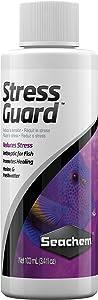 Seachem StressGuard Slime Coat Protection - Stress and Toxic Ammonia Reducer 100ml / 3.4 oz