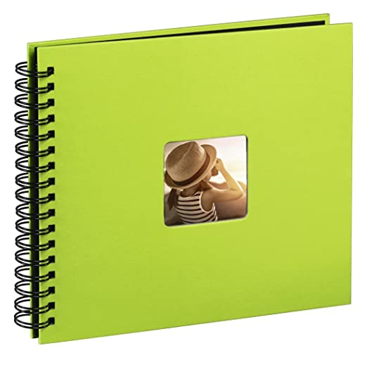 150 opinioni per HAMA Fine Art- Album porta foto con spirale, Adatto per 300 foto 10x15cm, 50