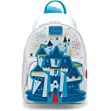 Loungefly: Disney 65th - Disney Castle Sling to Mini Backpack