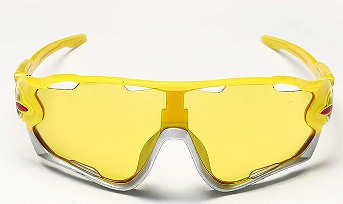 AnazoZ Gafas de Sol Gafas de Bicicleta Gafas de Montar Gafas ...