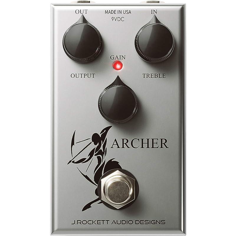 J Rockett Audio Designs The Jeff Archer
