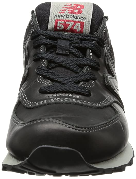 New Balance ML574UKD, Zapatillas Hombre, Negro (Black Luxury D), 41.5 EU
