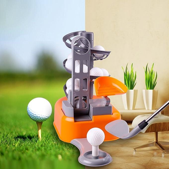 Amazon.com: iPlay, iLearn Juego de juguetes de golf, juego ...