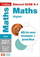Grade 9-1 GCSE Maths Higher Edexcel All-inOne