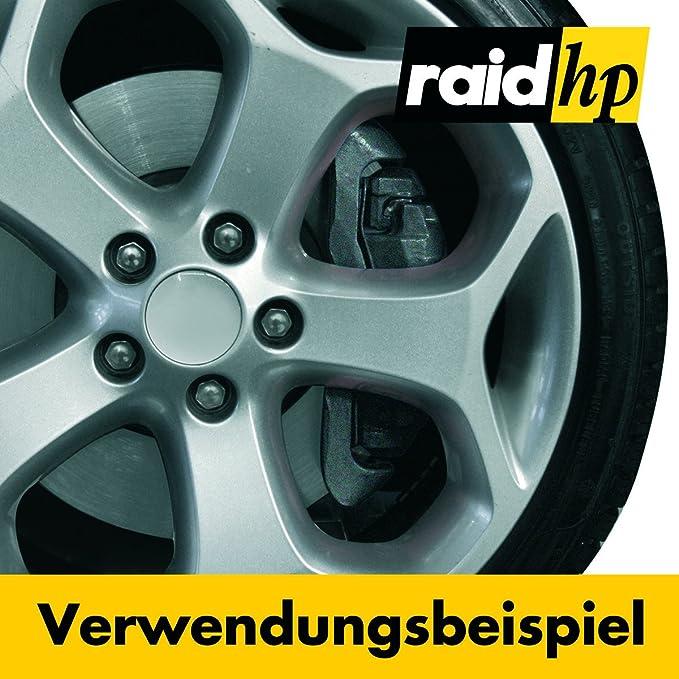 Raid Hp 350047 Bremssattellack Set Anthrazit Metallic Auto