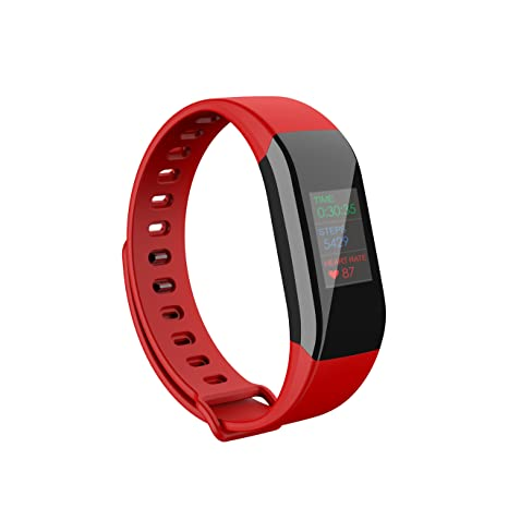 Corsa MI-Pedometri Nuovo IP68 Impermeabile Fitness Tracker Nuoto Braccialetto Intelligente promemoria Sport Braccialetto Intelligente Dispositivo indossabile