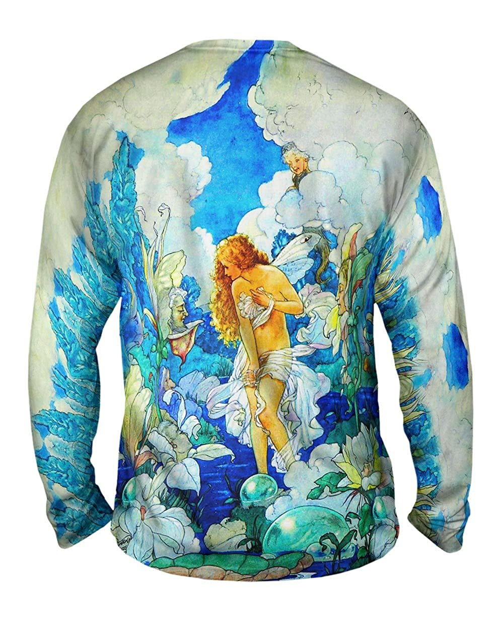 Art Of Narrative Poem Harold Gaze Yizzam Mens Long Sleeve 2154