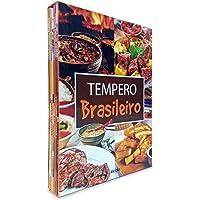 Box tempero brasileiro - 4 Volumes: 4 Volumes
