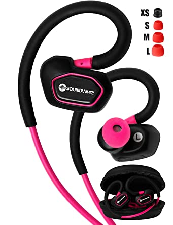 Bluetooth Earbuds. SoundWhiz Spark Best Wireless Earbuds. Stable Fit For  Running 1bb363ba95