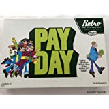 Retro Series Payday Board Game, 1975 Edition – Where Does All The Money Go, The Game of Handling Finances – Ideal Board…