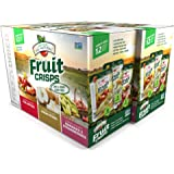 Brothers-ALL-Natural Fruit Crisps, Variety Pack, 12 Count, 4.44 oz (Pack of 2)