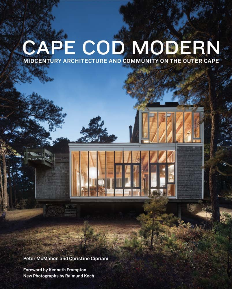 cape cod modern midcentury architecture and community on the outer