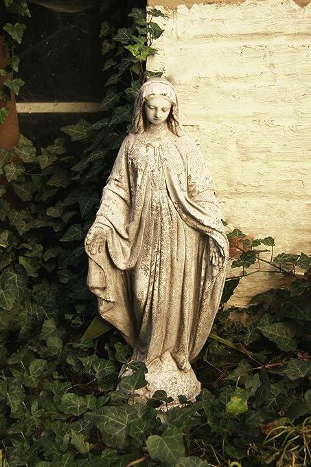 Gentil Mary Garden Statue 26u0026quot;H