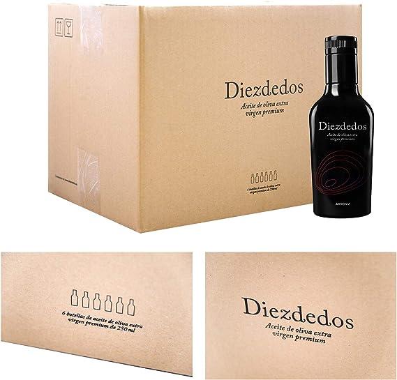 Aceite de Oliva Virgen Extra Premium Diezdedos – 5 Variedades ...