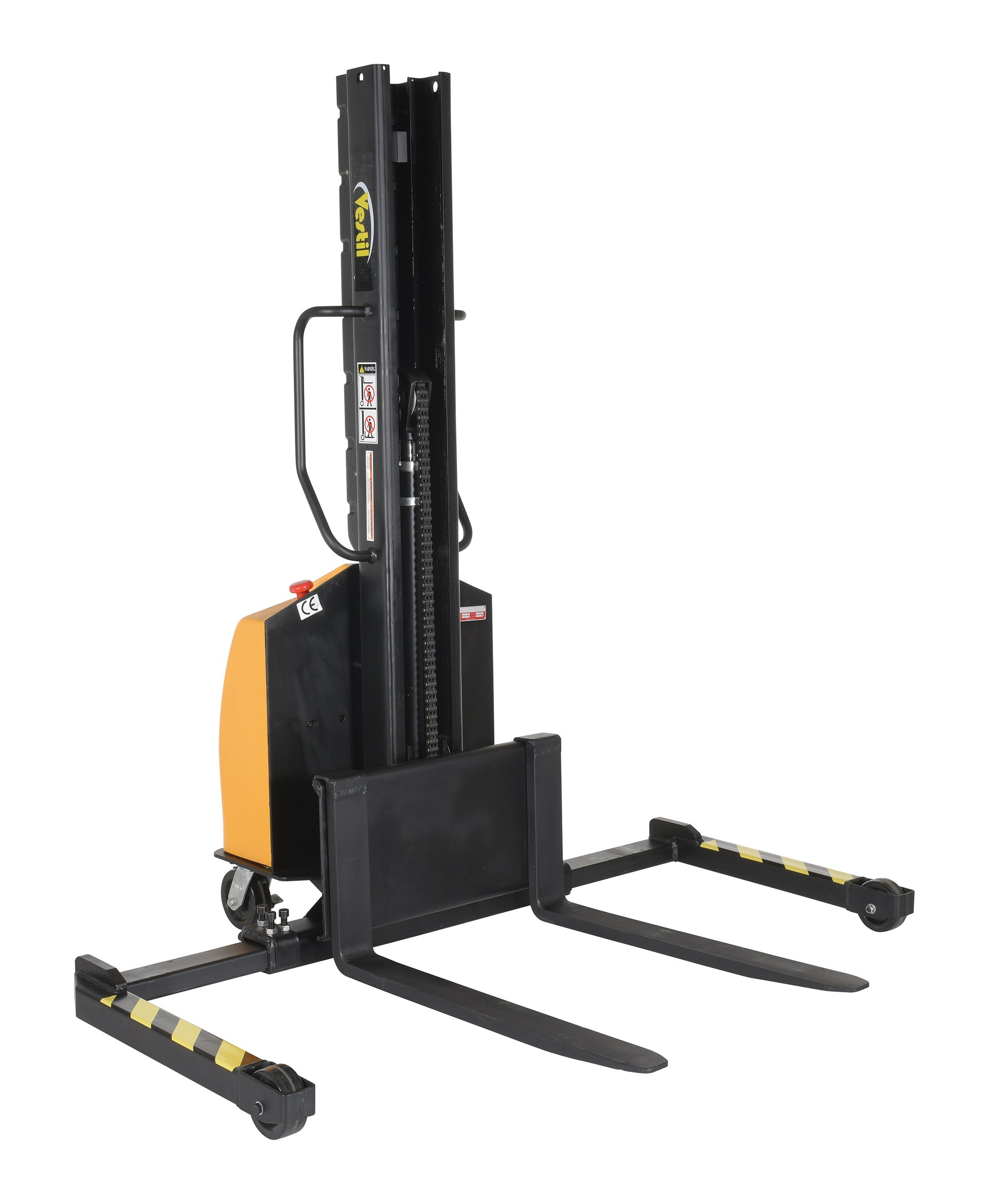 Vestil SLNM15-63-AA Stacker Power Lift Adjustable
