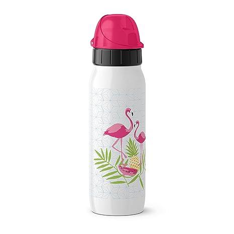 Tritan Emsa Kinder-Trinkflasche Kids Horse Sicherheitsverschluss 400 ml