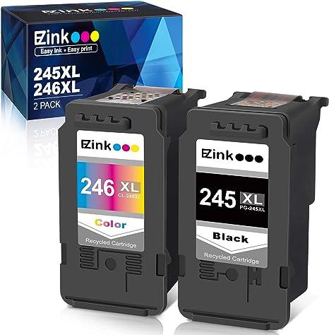 2 PK PG-245XL Black Ink for Canon PIXMA iP2820 MG2420 MG2522 MG2920 MG2924 MX490
