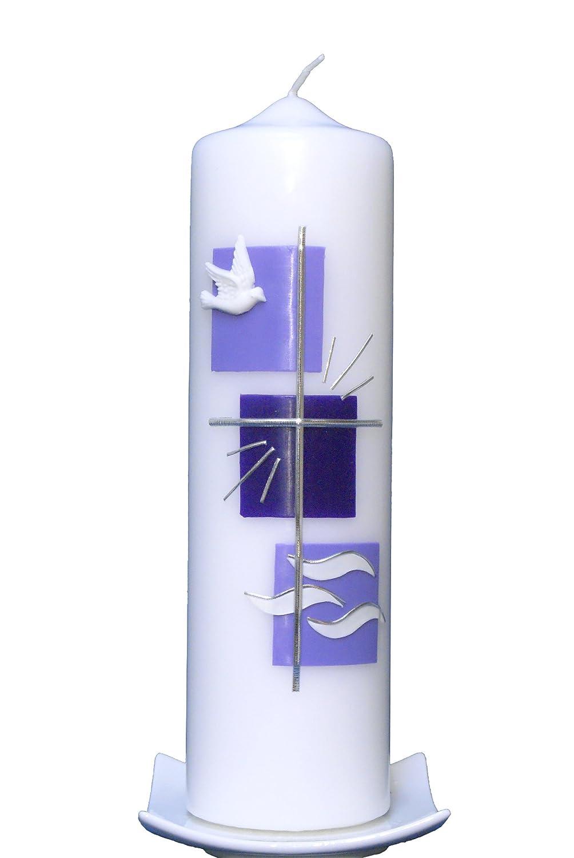 Wasser Modern ist ein Unikat. 25x7cm zartfliederlila Jede