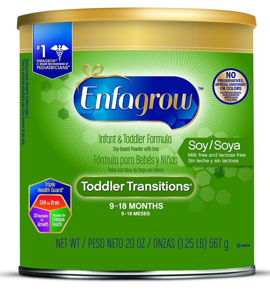 Gerber Good Start Soy Infant And Toddler Formula Stage 3