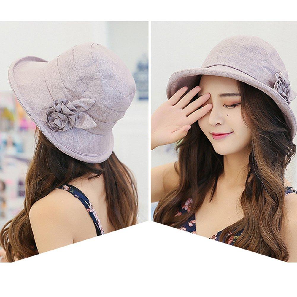 iShine Cappello da Sole Estivo da Donna c2dca1278092