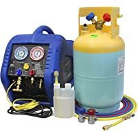 Mastercool 69110 Automotive A/C Recovery System,Blue