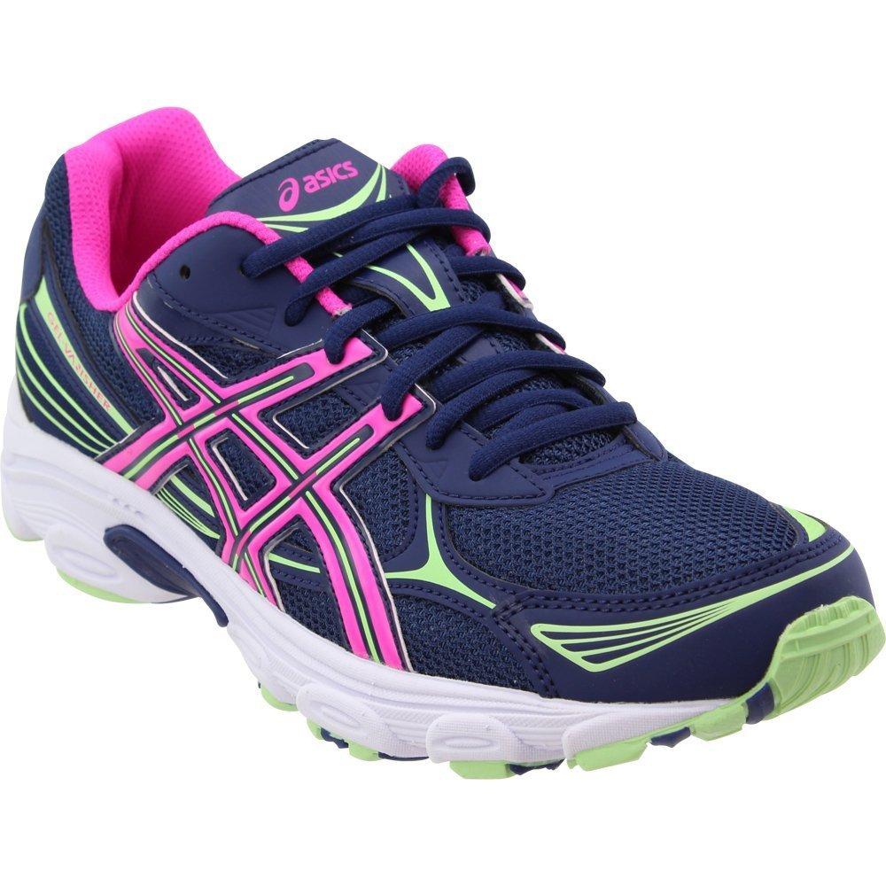 ASICS Mens Gel Vanisher Running Shoes B072BXSHFG 7 B(M) US Indigo Blue/Pink Glow/Paradise Green