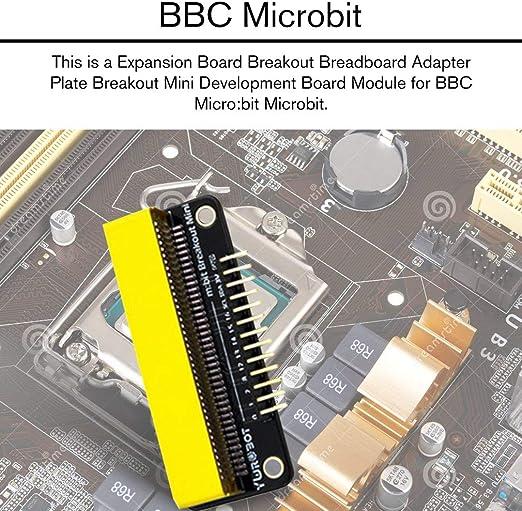 Development Expansion Board Module Breakout Breadboard Adapter ...