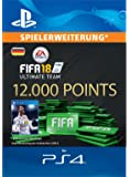 FIFA 18 Ultimate Team - 12000 FIFA Points | PS4 Download Code - deutsches Konto
