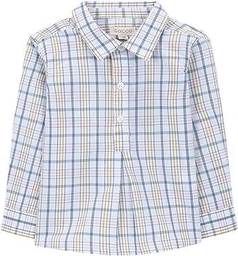 Gocco Camisa Cuadro Vichy Bebés: Amazon.es: Ropa