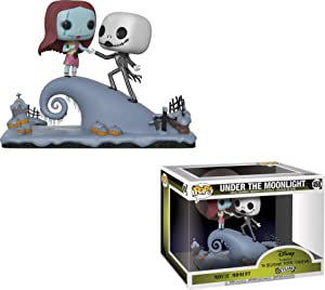 Pop! Vinyl: Movie Moments: Disney: NBX: Jack and Sally on The Hill
