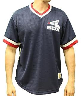 02dfa9efc Mitchell   Ness Chicago White Sox MLB Men s Game Winner Mesh Jersey Shirt