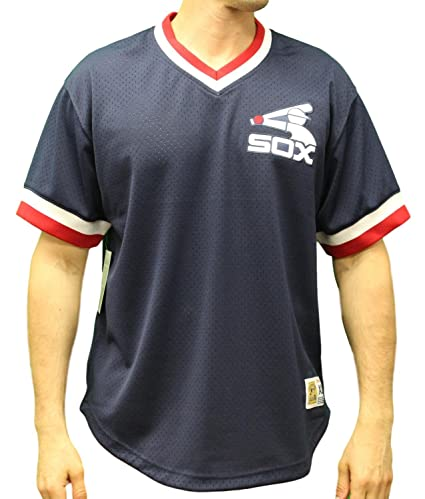 Chicago White Sox Mitchell   Ness MLB Men s  quot Game Winner quot  Mesh Jersey  Shirt 9c57e34bd