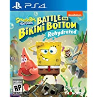 Spongebob Squarepants: Battle for Bikini Bottom - Rehydrated - PlayStation 4 Standard...