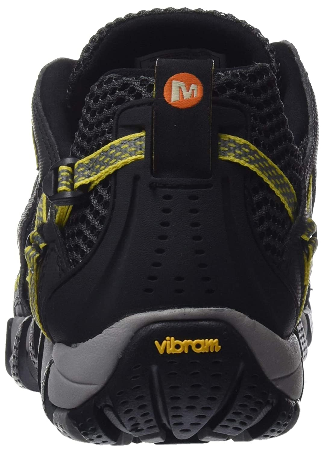 d5a88e1a166a Merrell Men s s Watepro Maipo Low Rise Hiking Shoes Black  Amazon.co.uk   Shoes   Bags