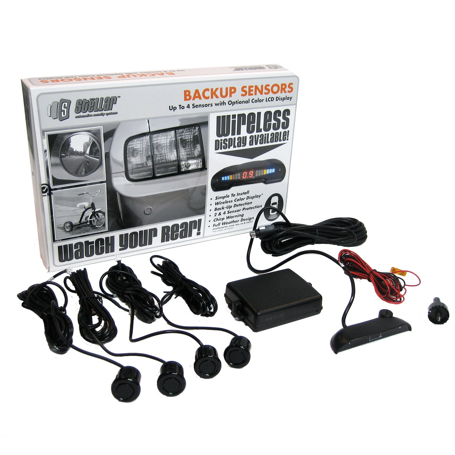 Old Fashioned Peak Wireless Backup Camera Manual Frieze - Electrical ...