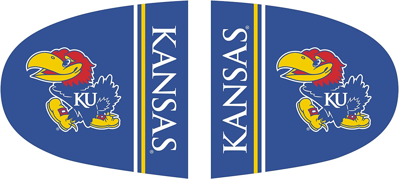 FANMATS NCAA University of Kansas Jayhawks Polyester Seat Cover