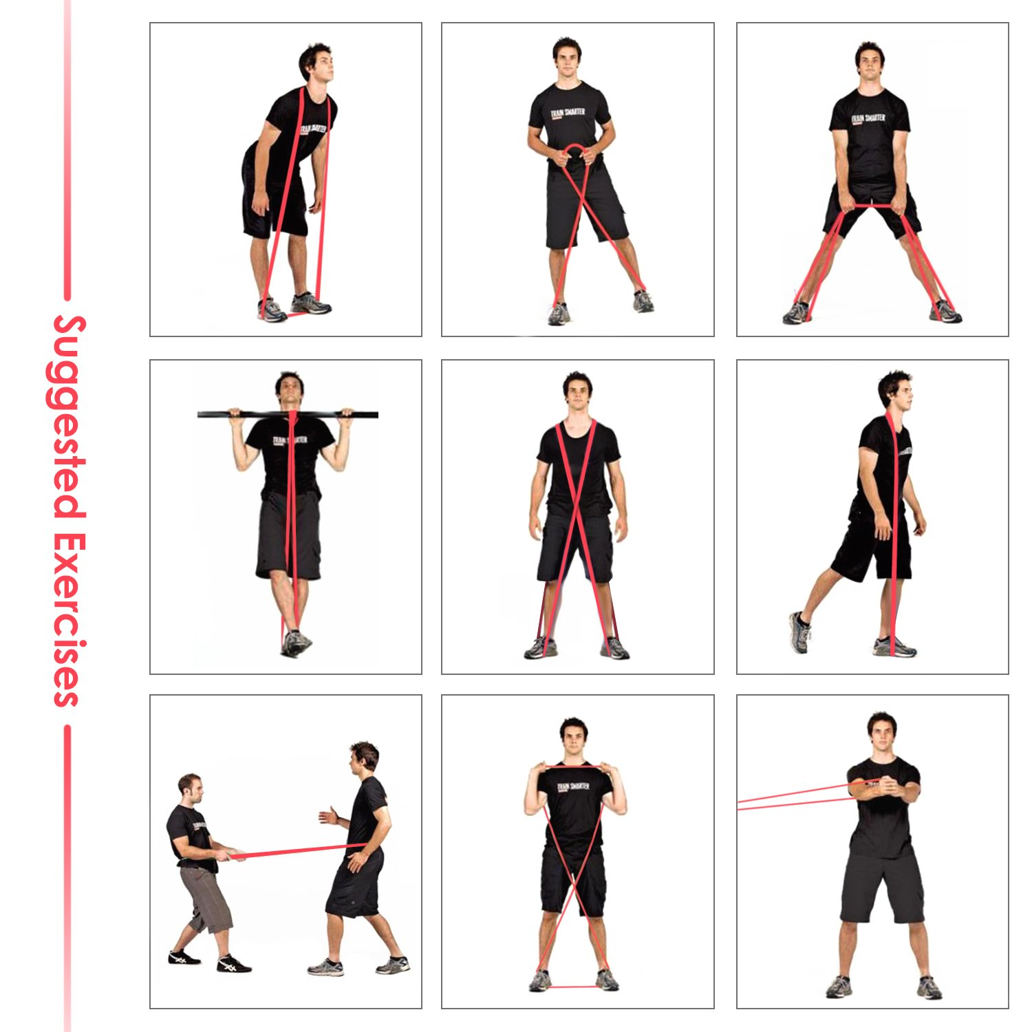 Intey Pull Up Assist Band Heavy Duty Exercise Resistance Bands For Body Gym Ankle Strap Workout Stretch Powerlifting