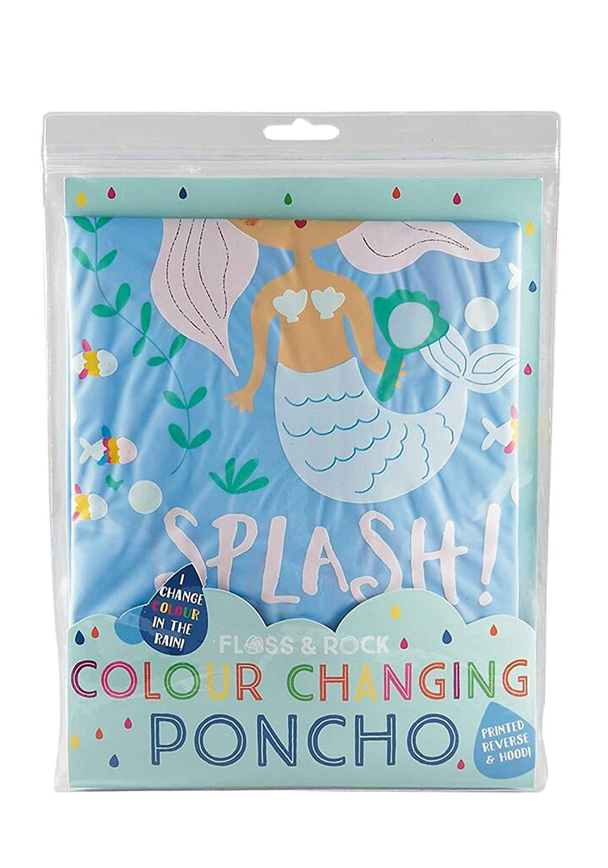 Amazon.com: Floss & Rock Magic Color Change Poncho ...