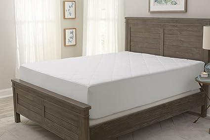 Serta ideal de dormir almohadilla de colchón de protección triple