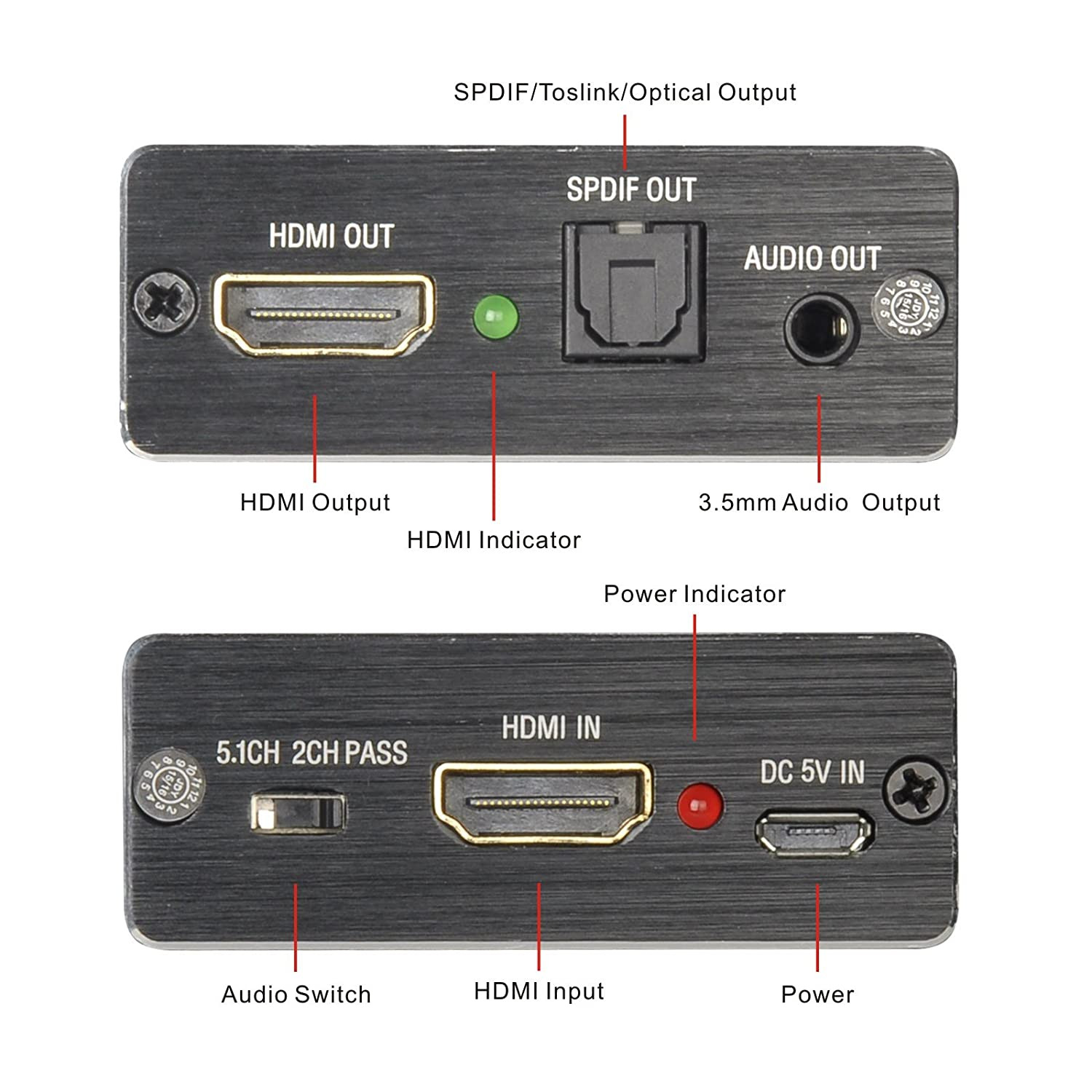 Watch moreover Using The Heos Link Or   With Your Denon Avr as well 291421245865 in addition SPDIF further P Series 2016. on rca to optical audio out