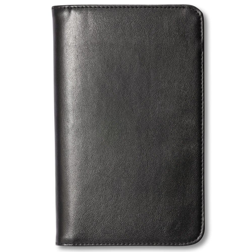 Amazon.com : Plan Ahead Business/Credit Card Holder Black, Holds 96 ...