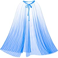 Princess Snow Queen Act 2 Birthday Party Cape Cloaks for Little Girls Dress Up