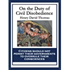On the Duty of Civil Disobedience (An American Litary Classic)