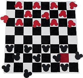 Ethan Allen | Disney Checkerboard Square Rug Set, ...