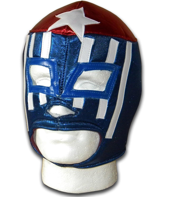 Luchadora  Poder Cubano Má scara Lucha Libre Mexicana Wrestling 00929